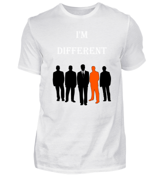 I`m Different/Present Be yourself