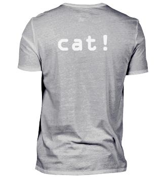 Minimal cat design