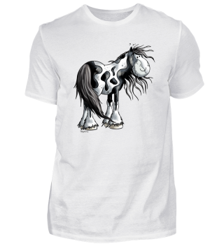 Happy Tinker Comic Pferd