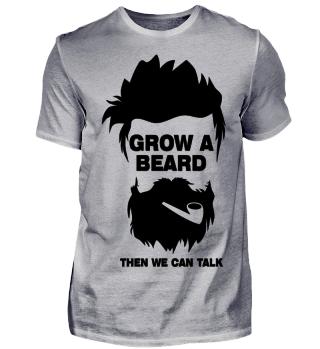 Grow a Beard then we can talk Bart