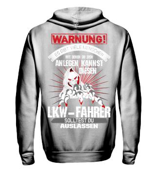 LKW-Fahrer - Warnung!