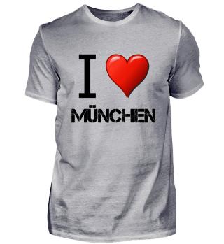Ich liebe München