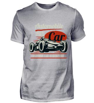 Retro Sport Car