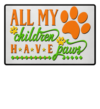 ★ All My Children Have Pawns - Cats 2a