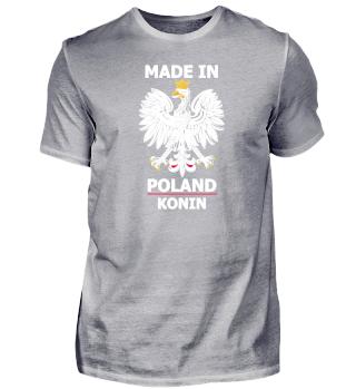 MADE IN POLAND Konin