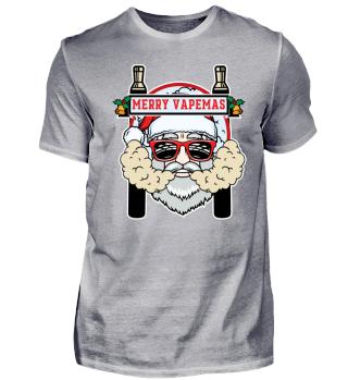 Merry Vapemas - Vaping Santa