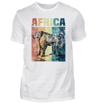 Afrika Pavian Wildnis Tier Geschenk