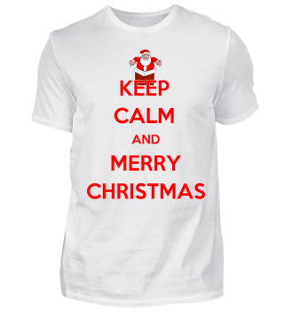 ☛KEEP CALM AND MERRY CHRISTMAS