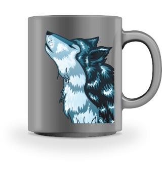 Wolf Tasse Phantasie