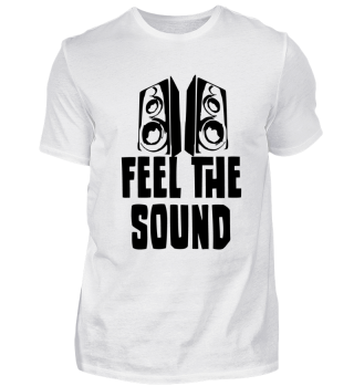 Feel the Sound, black