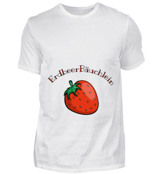 Erdbeer Bauch Bäuchlein