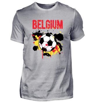Belgium Belgien Fussball Soccer Shirt