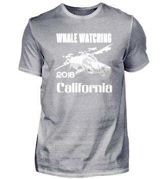 Whale Watching California 2018