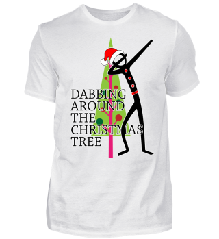 ★ Dabbing Around The Christmas Tree I