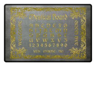Mystical Board - Hexenbrett I - gold