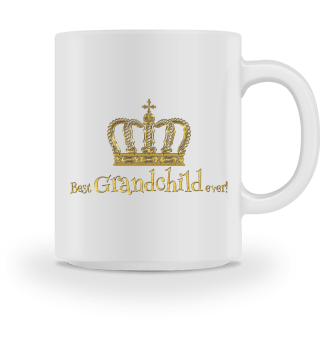 ★ Royal Crown - Best Grandchild Ever 1