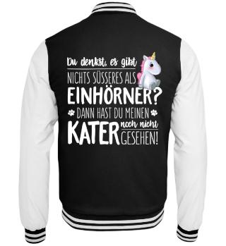 Einhorn - Kater
