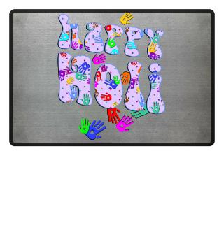 Happy Holi Festival - Hands Of Hearts 1