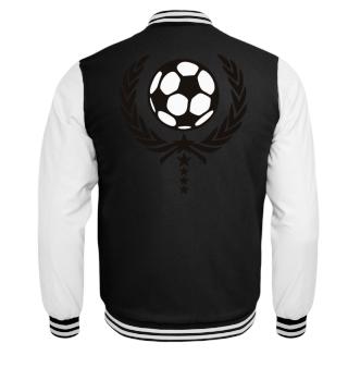 ★ Fussball Lorbeerkranz 5 Sterne Team 1