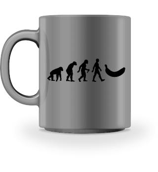 Evolution Of Humans - Banana I