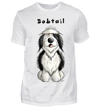 Happy Bobtail - Hund - Dog