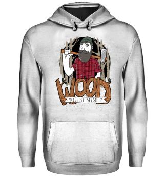Herren Hoodie Wood Ramirez