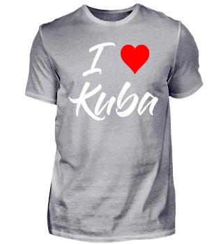 Karibik Cuba - I Love Kuba