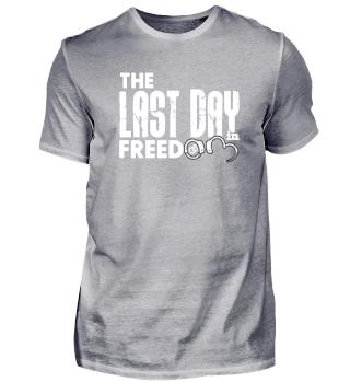 Junggesellenabschied T-Shirt Polterabend Hochzeit Geschenk