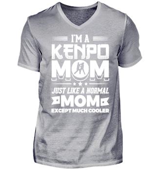 I'm a kenpo mom!