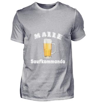 D010-0355A Bier - Malle Saufkommando