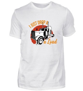 USA Trucker T-Shirt Gift