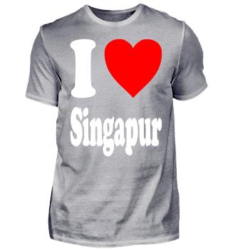 I love Singapur