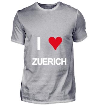 I love Zürich