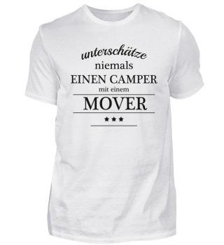 Campen / Camping: Camper mit Mover