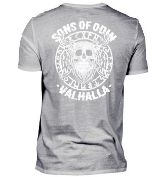 Söhne Odin Wotan Walhalla Vikinger