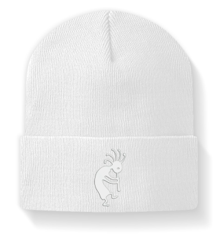 ♥ Embroidery - Kokopelli traditional