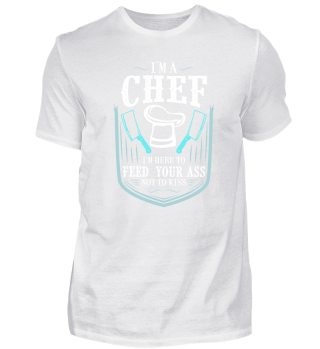 COOKING: I'm Here To Feed Your Ass