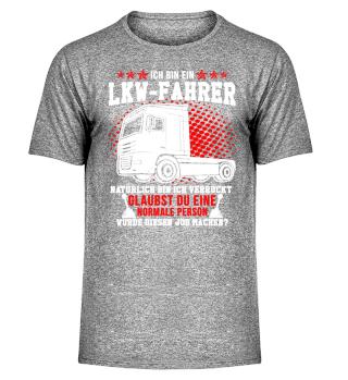 LKW - Ich bin LKW-Fahrer