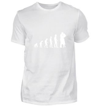 Evolution Kuss
