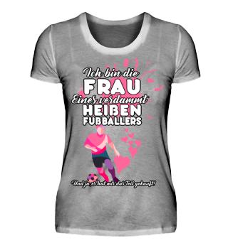Fußballer Frau
