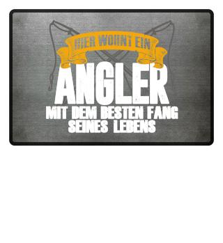 ANGELN - DER ANGLER UND SEIN BESTER FANG