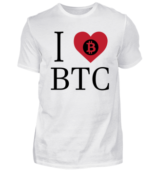I Love Bitcoin bright edition