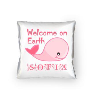 Baby Sofia Zur Feier Deiner Geburt