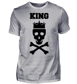 King Totenkopf Shirt