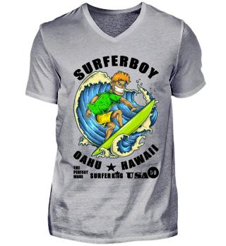 ☛ SURFERBOY · HAWAII #2S