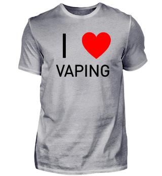 I love Vaping
