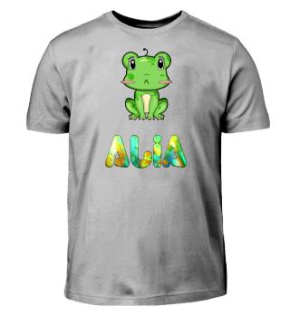 Alia Frog Kids T-Shirt