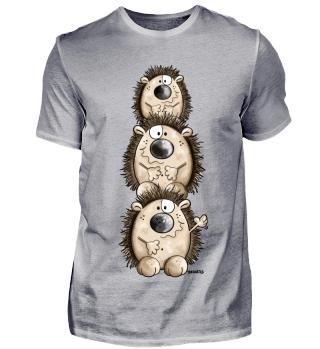 Igelturm - Igel - Wildtiere - Tiere