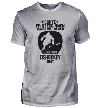 Eishockey Prinzessin