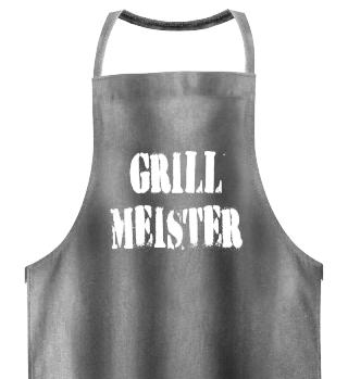 Grillmeister Grillschürze